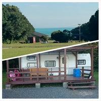 Photo taken at 志摩オートキャンプ場 by Yuuichi S. on 8/11/2014