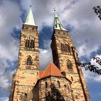 Photo taken at St. Sebald by Zakhar 👓 on 9/27/2013
