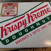 Photo taken at Krispy Kreme Doughnuts by Raven L. on 7/5/2013