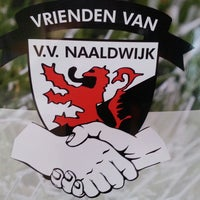 Photo taken at V.V Naaldwijk by Eric Z. on 1/11/2014