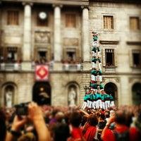 Photo taken at Ajuntament de Barcelona by Llorenç B. on 9/25/2012