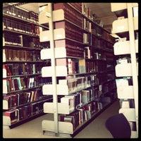 Photo taken at John C. Hodges Library by Raimundo C. on 11/7/2012