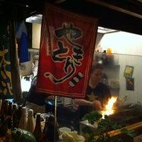 Photo taken at Yakitori Sun-Chan by Eduard M. on 11/24/2012