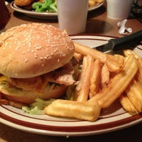 Photo taken at Denny's by VazDrae L. on 8/25/2013