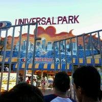 Photo taken at Universal Park by Fábio T. on 10/30/2012