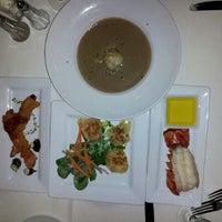 Photo taken at Hearthstone Restaurant by Melanie W. on 12/17/2012