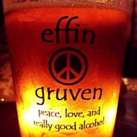Photo taken at Effin' Gruven by Dianna H. on 5/11/2014