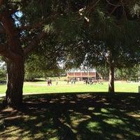 Photo taken at Bicentennial Park by Sheila V. on 10/5/2013
