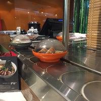 Photo taken at Yo! Sushi by Ali Hussein A. on 12/20/2015