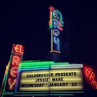 Photo taken at El Rey Theatre by Nick R. on 1/24/2013
