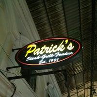 Photo taken at Patrick's Belgian Restaurant by Shmupi K. on 10/9/2014