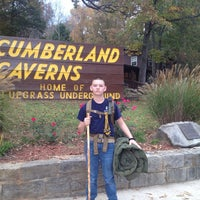Photo taken at Cumberland Caverns by Jacqueline C. on 10/25/2014