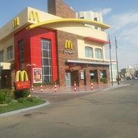 Photo taken at McDonald's by Christine Carla L. on 10/27/2012