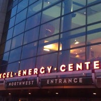 Photo taken at Xcel Energy Center by Bill S. on 2/9/2013