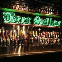 Photo taken at Beer Sellar by Jax on 10/11/2013