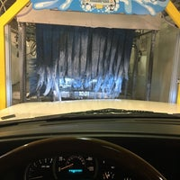 Photo taken at Scrub-A-Dub Car Wash and Oil Change by Victoria W. on 3/5/2016