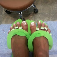 Photo taken at Art Nails by Victoria W. on 7/17/2013
