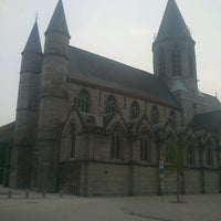 Photo taken at Deinze by Werner V. on 5/24/2013