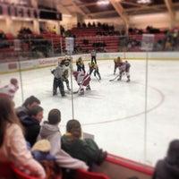 Photo taken at Bright Hockey Center by Matt V. on 1/26/2013