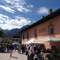Photo taken at Toblach / Dobbiaco by Francesco B. on 8/10/2013