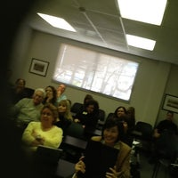 Photo taken at Orange County Association of REALTORS®-Huntington Beach by Anthony B. on 2/20/2013
