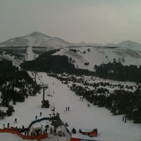 Photo taken at Polat Erzurum Resort Hotel by Duygu B. on 1/28/2013