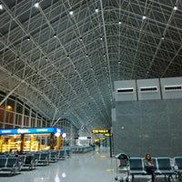 Photo taken at Zhangjiajie Hehua Airport (DYG) by Evangelos P. on 1/11/2017