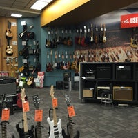 Photo taken at Guitar Center by Joey B. on 7/3/2016