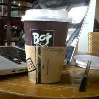 "Photo taken at Bo's Coffee by Avel ""Bariles"" M. on 6/19/2013"