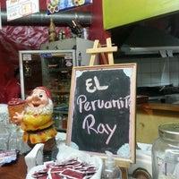 Photo taken at El Peruanito Ray by Gerardo S. on 10/20/2013