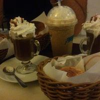 Photo taken at Fran's Café by Eduardo C. on 5/30/2013
