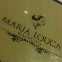 Photo taken at Maria Louca Casa de Pães by Mara A. on 2/6/2013