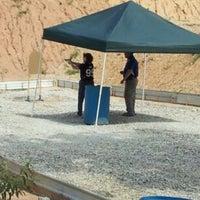 Photo taken at Thunder Gun Range by Tracy G. on 8/31/2013