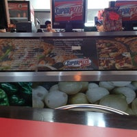 Photo taken at Super Pizza by Carlos S. on 7/26/2014