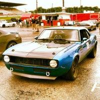 Photo taken at Nashville Fairgrounds Speedway by Jeff L. on 7/6/2013