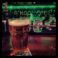 Photo taken at O'Hooligans by Димка Б. on 4/25/2013