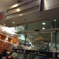 Photo taken at National Express / Eurolines Coach Station by Khald A. on 12/23/2012