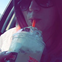 Photo taken at Dunkin' Donuts by Kortney E. on 3/26/2016