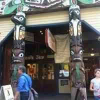 Photo taken at Ye Olde Curiosity Shop by edisonv 😜 on 9/17/2012