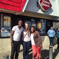 Photo taken at Dairy Queen by Wahida O. on 4/11/2014