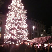Photo taken at Leipziger Weihnachtsmarkt by Beija F. on 11/29/2012