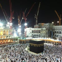 Photo taken at Al Masjid Al Haram by Abdul G. on 4/27/2013