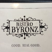 Photo taken at Bistro Byronz by Morgan F. on 11/21/2012