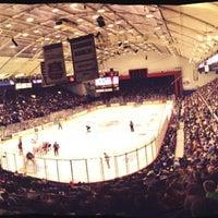 Photo taken at Syracuse Crunch Hockey Club by Joe A. on 6/16/2013