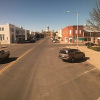 Photo taken at Marfa, TX by Kirby T. on 3/13/2016