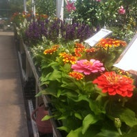 Photo taken at Dolin's Garden Center by Susan H. on 5/18/2013