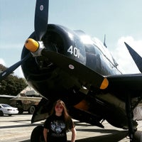 Photo taken at American Airpower Museum by TimelessLisa M. on 9/19/2015