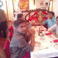 Photo taken at Chinese Palace by Prashant J. on 1/4/2013