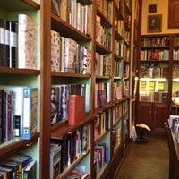 Photo taken at Faulkner House Books by Sarah S. on 6/28/2013