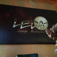 Photo taken at Leda Lounge Restaurant by Vipul R. on 6/12/2014